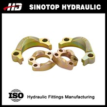 6000 or 3000 psi sae j518 split pipe flange