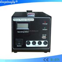 smart 10w solar power system kit from shenzhen factory for Bruma market