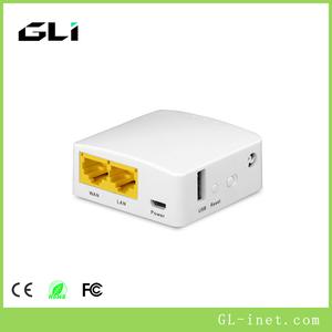 GL-MT300A ddr2 mt7620a open mesh router wireless con poe