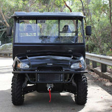 4 wheel utility vehicle