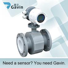 DN100 Magnetic Water Flow Meter Sensor
