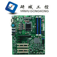 LGA1155 socket motherboard Support I3/I5/I7 Processors,Q77 chipset, DDR3 32G with ATX