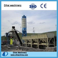 High quality portable ready mix modular 60m3/h cement concrete mixing plant for sale