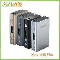 2015 New Product Smok M80 Plus XPro Box Mod in Hot Selling