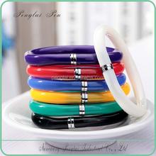 2015 Cute Design Flexible Colorful Bracelet Shape Pen For Children