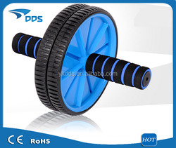 Crossfit fitness roller for gymnasium equipment ab wheel