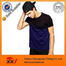hot sale fashion apparel plain fitness shirts wholesale cheap men's dry fit t-shirt 100%polyester gradient t shirt