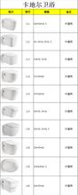 wall hung ceramic toilet