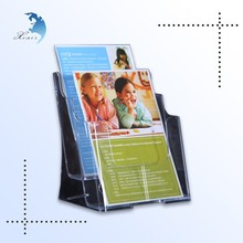 Manufacturer Supplies Acrylic Clear Handmade Brochure Holder