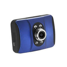 12.0MP camera hd 1080P 2.0 inch display car dvr recorder with gps and g-sensor