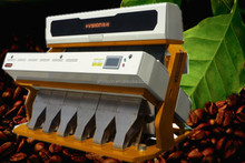 2014 new Coffee bean color selector , China Plant, high accuracy and CE certificate