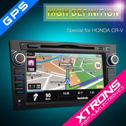 "PF71CVH:XTRONS 7"" HD Touch screen car audio 2 din"