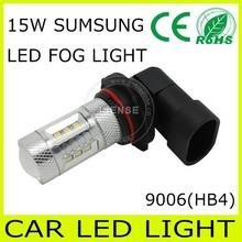 AUTOMOTIVE LED fog lights 9006 SAMSUNG 12W LED