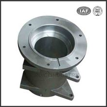 CNC machining gear box stainless steel pump cover