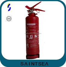 1kg ABC Powder fire extinguisher with EN3 approval