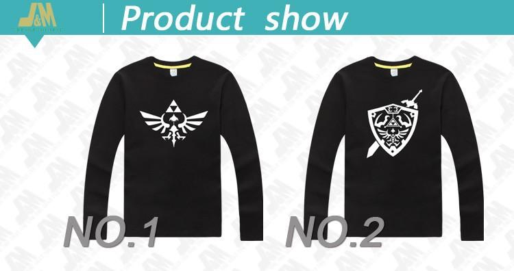 the legend of zelda shirt game t-shirt party tshirt glow in the dark  HTB1FTChFVXXXXcwXVXXq6xXFXXXI