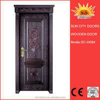Factory direct seling used wrought iron door gates