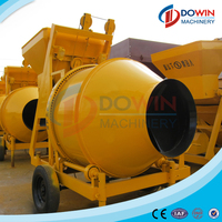 New technology automatic concrete mixer