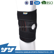 2015 new design knee support for weight lifting use