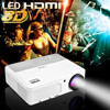 High Definition Clear Image LCD Projector Video Projector