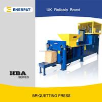 CE Certification Hydraulic Wood Shaving Briquette Press Machine