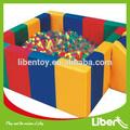 Niños bola piscina suave juego con alta calidad, Niños Suave Juego equipo LE.QC.015