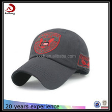 100% cotton customized embroidery 6 panel hat wholesale golf hats