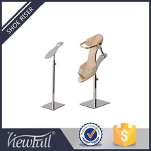 Best seller fashionable trade show shoe display stand