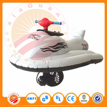 Children Inflatable electric jet ski,Inflatable Sea Scooter XG-JS-003