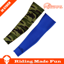 HC Outdoor UV Protection OEM Service Unisex Gender White Breathable Arm Sleeve