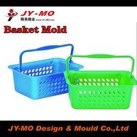 plastic shopping basket mould 44
