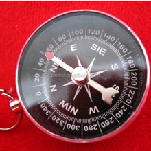 New Outdoor Camping Hiking Portable Brass Pocket Golden Compass Navigation