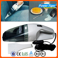 90W Super Suction Mini 12V High-Power Wet and Dry Portable Handheld Car Vacuum Cleaner