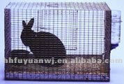 various design metal small animal cages for sale (factory)