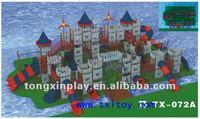 luxury outdoor playground TX-072A joyful world