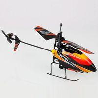 новый 2,4 ГГц 4-канальный r/c пульт дистанционного управления один пропеллер гироскопа вертолет wltoy v911 детские игрушка подарки