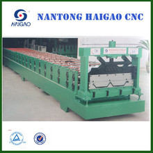 low price Single Layer CNC color steel roll forming machine/Glazed Sheet Metal Roofing Rolls Forming Machine