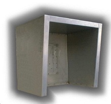 Stainless Steel Enclosure for Explosion Proof Phones and Intercoms