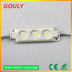 waterproof IP65, led module without glue shenzhen factory