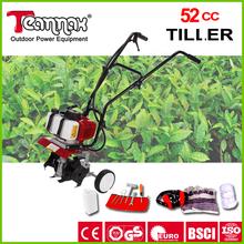 52cc professionnelle pratique manuel rotary cultivateur