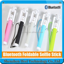 Handheld Bluetooth Wireless Selfie Stick Monopod Extendable for iPhone 6/Samsung