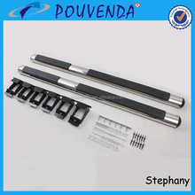 New Car Exterior Accessories Running Board Side bar for Jeep Grand Cherokee 2011-2013