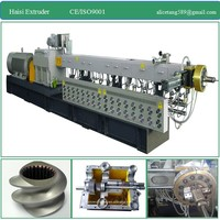 PP/PE/PET plastic granule making machine