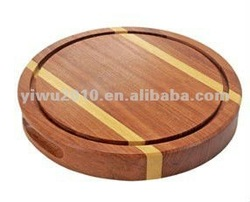 Round Carving Board