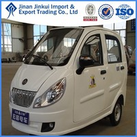 3 wheel passengers car,electric tricycle,three seat mini car by HONGCHANG