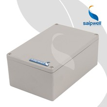 Saipwell SP-AG-FA3-1 188 * 120 * 78 mm extruidos de aluminio cerramientos IP66 Junctin caja cerramientos de aluminio eléctricos