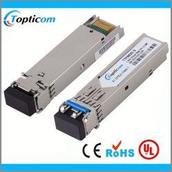 3.3V Power Supply 1550Nm Dfb/Pin 120Km 1.25G Sfp Transceiver