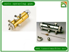 China high pressure spray gun for leather spraying machine line