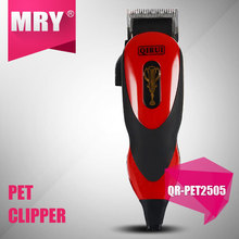 Qirui Professional Pet Shops Products Dog Hair Trimmer/Cat Hair Grooming Set/Pet Grooming Set