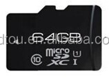 32GB 64GB UHS-I/ U3 Micro SDHC Memory Card Up To 80MB/s With Adapter